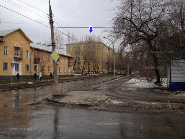 Адрес(а) на фотографии: улица Стачек, 30, 34, Екатеринбург