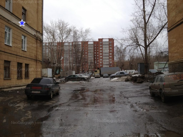 Адрес(а) на фотографии: улица Стачек, 30, Екатеринбург