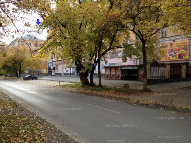 Адрес(а) на фотографии: Кировградская улица, 9, 11, Екатеринбург