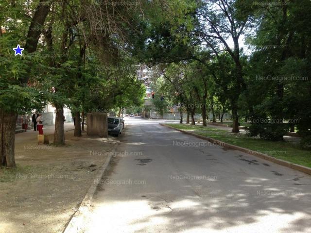 Адрес(а) на фотографии: Кировградская улица, 9, 34, Екатеринбург