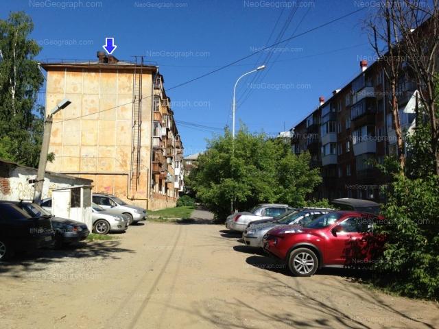 Адрес(а) на фотографии: улица 40-летия Октября, 30, Екатеринбург