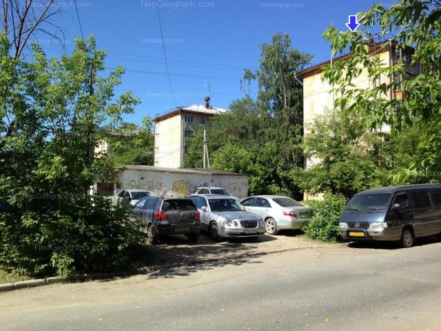 Адрес(а) на фотографии: улица 40-летия Октября, 26, 28, 30, Екатеринбург