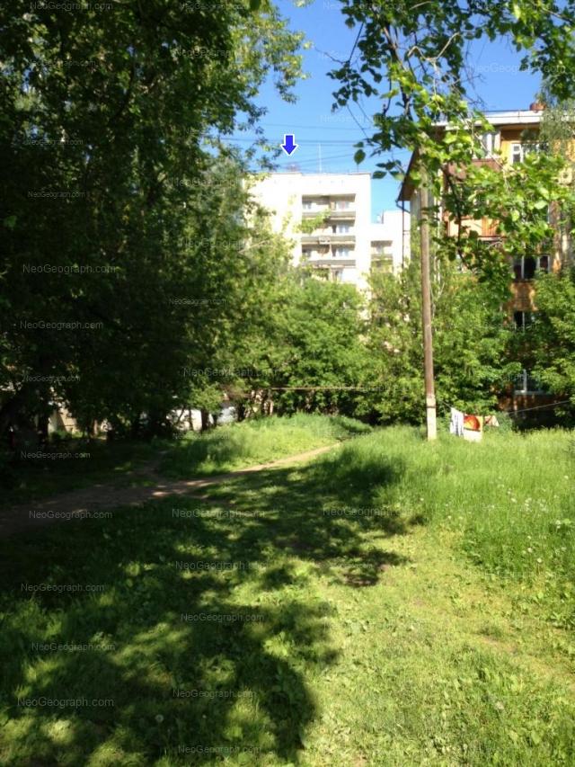 Адрес(а) на фотографии: улица XXII Партсъезда, 8, 24А, Екатеринбург