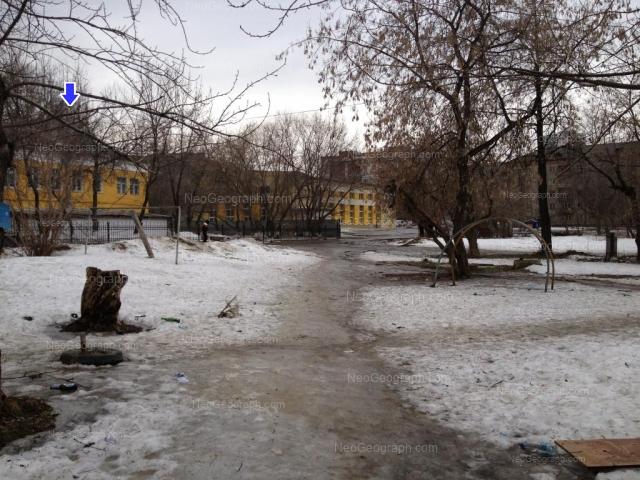 Адрес(а) на фотографии: улица Стачек, 27А, Екатеринбург