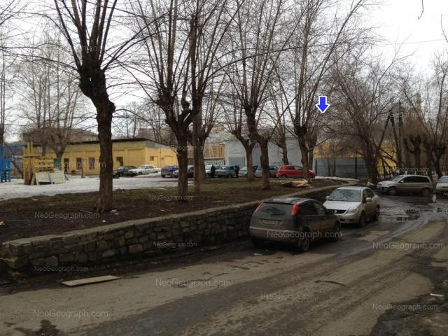Адрес(а) на фотографии: улица Стачек, 25а, 27А, Екатеринбург