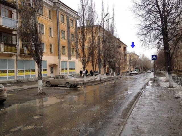 Адрес(а) на фотографии: улица Стачек, 19, 21, 22, 23, Екатеринбург