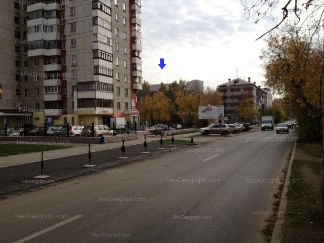 Адрес(а) на фотографии: улица Ильича, 20, 27, Екатеринбург