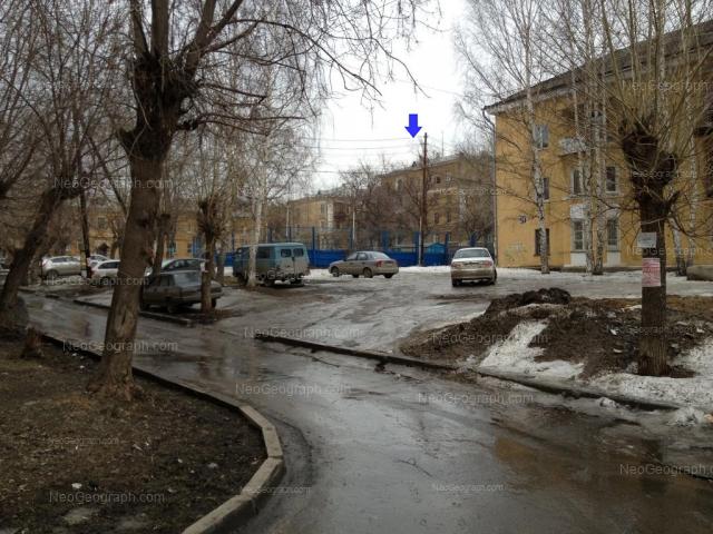 Адрес(а) на фотографии: улица Старых Большевиков, 21, 23, Екатеринбург
