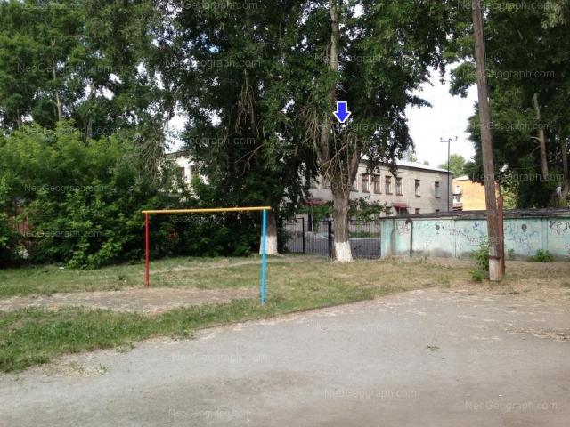 Address(es) on photo: Kirovgradskaya street, 3А, Yekaterinburg