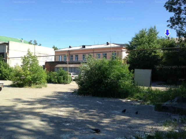 Адрес(а) на фотографии: улица XXII Партсъезда, 19, 19В, Екатеринбург