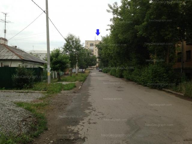 Адрес(а) на фотографии: улица Бакинских Комиссаров, 171, Екатеринбург