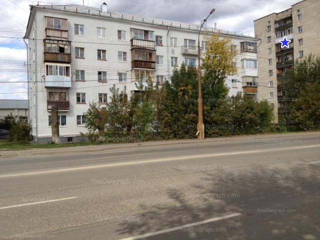 Адрес(а) на фотографии: улица Бакинских Комиссаров, 169, 171, Екатеринбург