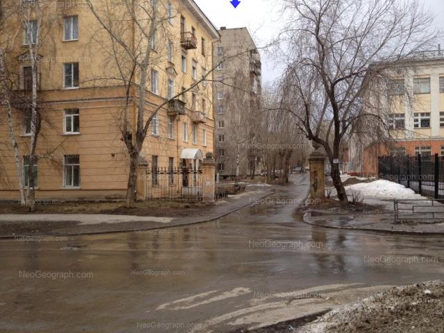 Адрес(а) на фотографии: улица Баумана, 20, 22Б, Екатеринбург