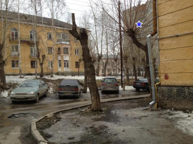 Адрес(а) на фотографии: улица Баумана, 22, 22Б, 24А, Екатеринбург