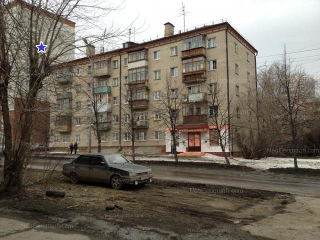 Адрес(а) на фотографии: улица Бабушкина, 29, 31, Екатеринбург