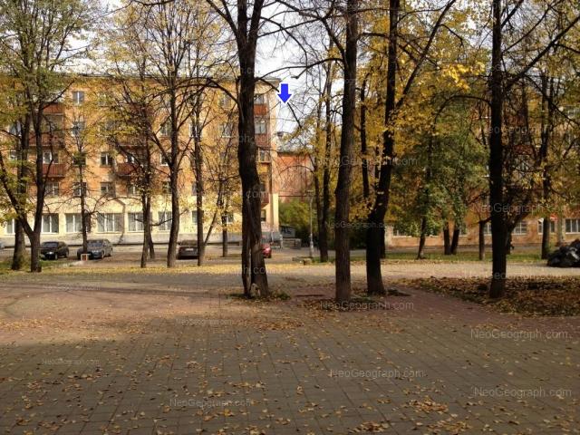 Адрес(а) на фотографии: бульвар Культуры, 14, 18, 20, Екатеринбург