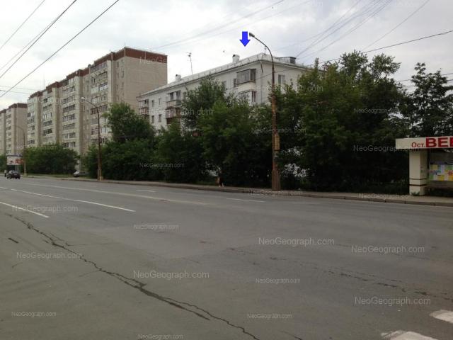 Адрес(а) на фотографии: улица Бакинских Комиссаров, 169, 169а, Екатеринбург