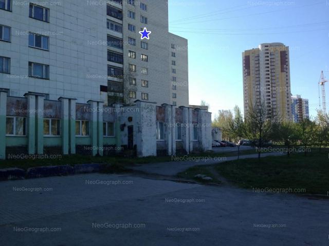Адрес(а) на фотографии: Билимбаевская улица, 34/2, 34/3, 35, Екатеринбург