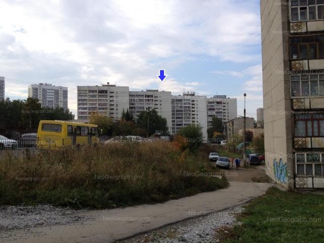 Адрес(а) на фотографии: Билимбаевская улица, 32а, 34/2, 34/3, 34/4, Екатеринбург