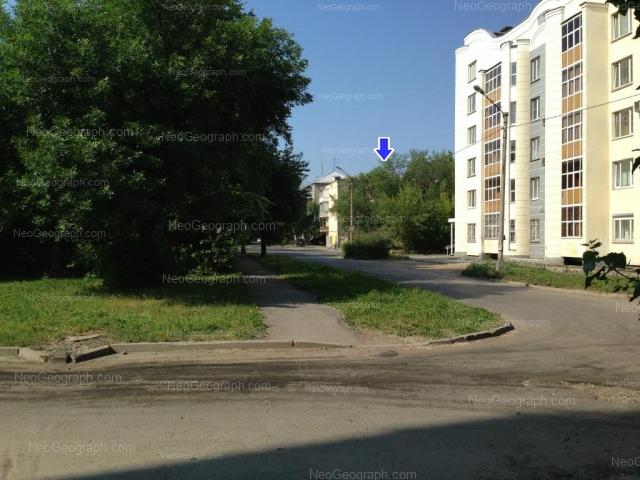 Адрес(а) на фотографии: Кировградская улица, 1, 20, Екатеринбург