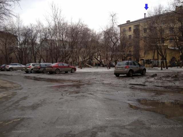 Адрес(а) на фотографии: улица Стачек, 17А, 17Б, 19А, Екатеринбург