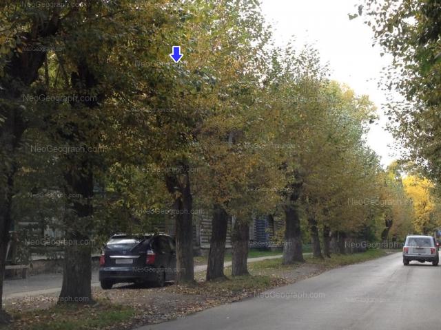 Адрес(а) на фотографии: Авангардная улица, 4, 6, Екатеринбург