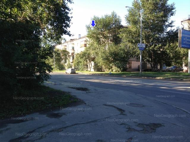 Адрес(а) на фотографии: улица Корепина, 36Б, Екатеринбург