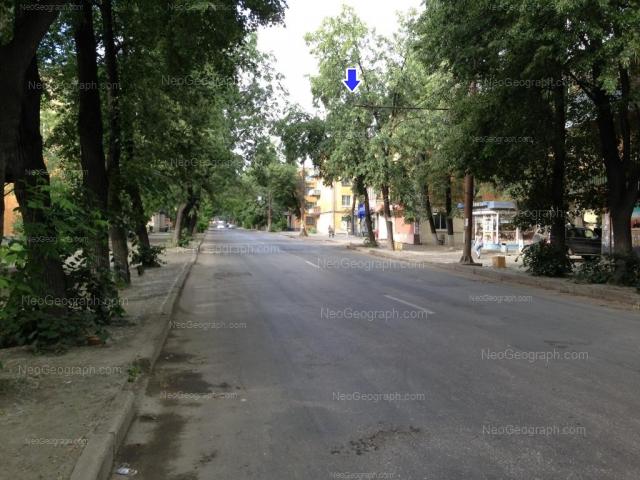 Address(es) on photo: Iliicha street, 11, 13, Yekaterinburg