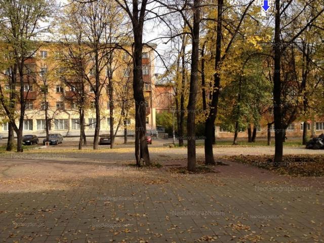 Address(es) on photo: Bulvar Kulturi boulevard, 14, 18, 20, Yekaterinburg