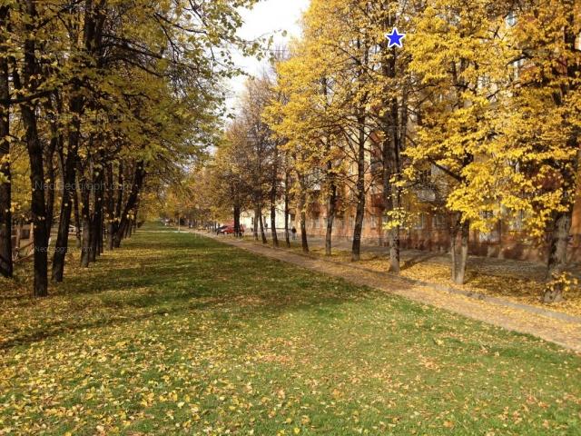 Address(es) on photo: Bulvar Kulturi boulevard, 14, 20, Yekaterinburg