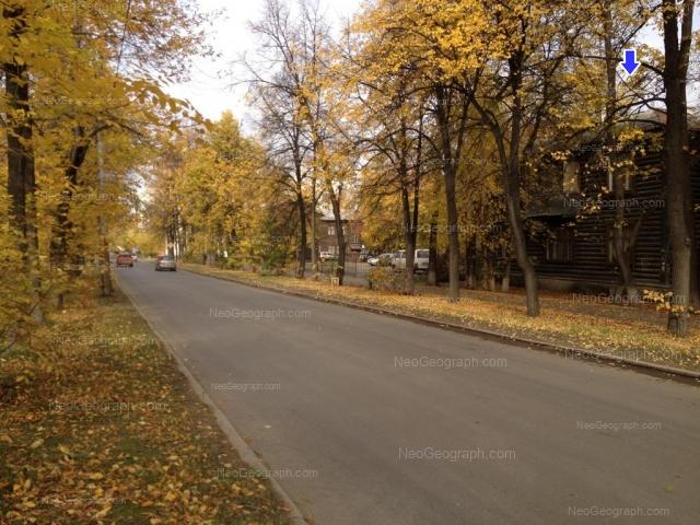 Адрес(а) на фотографии: Кировградская улица, 14, 18, Екатеринбург