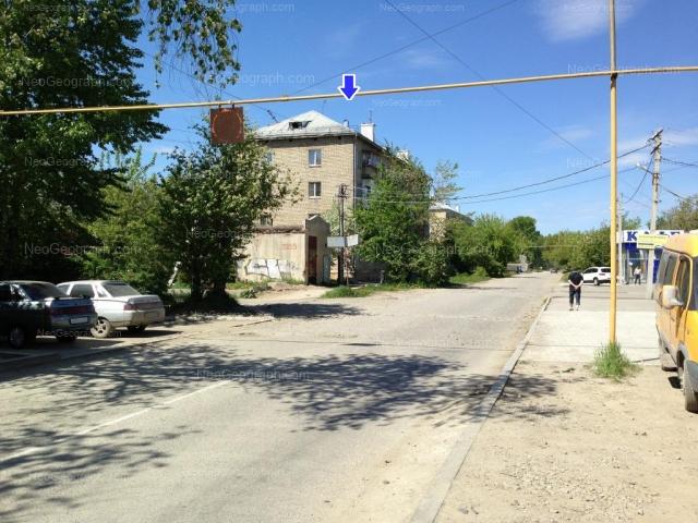 Адрес(а) на фотографии: Черниговский переулок, 29, 31, Екатеринбург