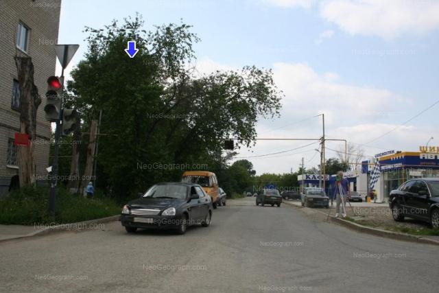 Адрес(а) на фотографии: Черниговский переулок, 29, Екатеринбург