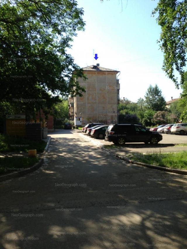 Address(es) on photo: Festivalnaya street, 27, Yekaterinburg