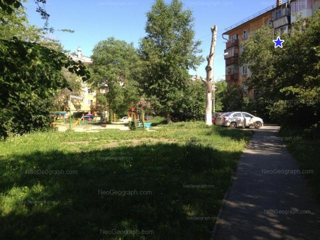 Address(es) on photo: Festivalnaya street, 20, 27, 29, Yekaterinburg