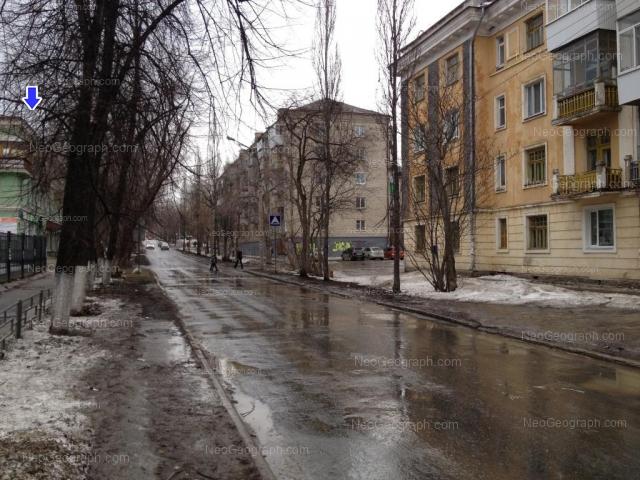 Адрес(а) на фотографии: улица Стачек, 17, 18, 19, Екатеринбург