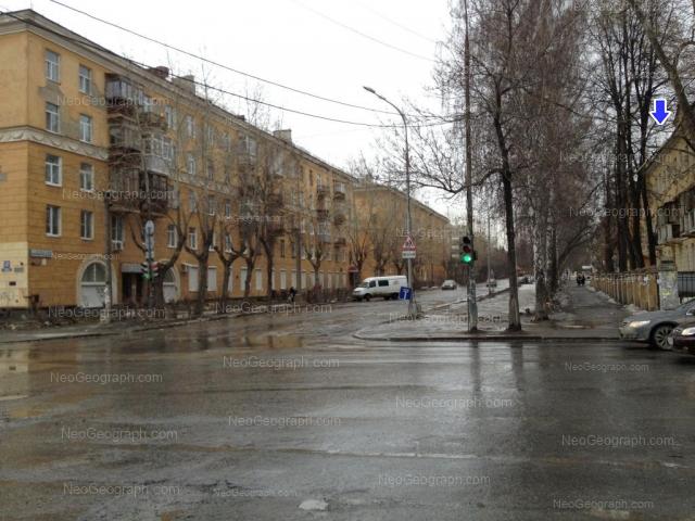 Адрес(а) на фотографии: улица Бабушкина, 20, 22, 25, Екатеринбург