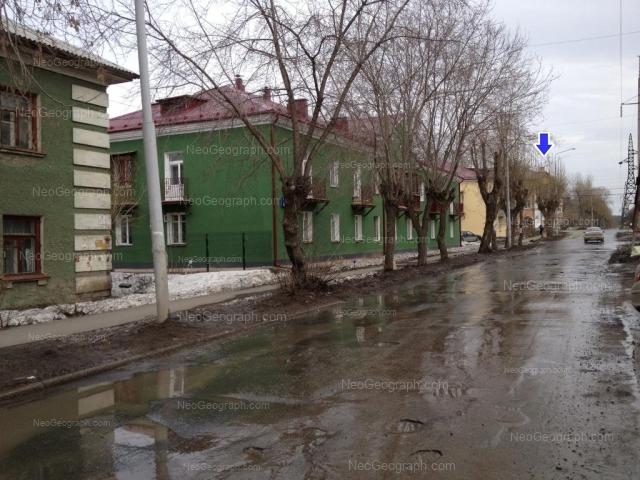Address(es) on photo: Starikh Bolshevikov street, 8, 11, Yekaterinburg
