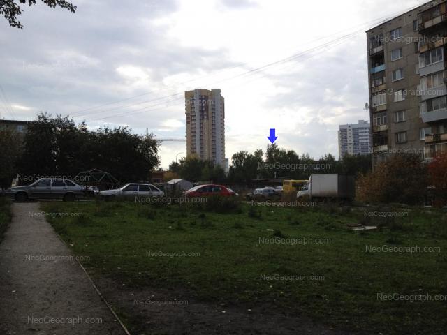 Адрес(а) на фотографии: Билимбаевская улица, 30а, 32а, 35, Екатеринбург
