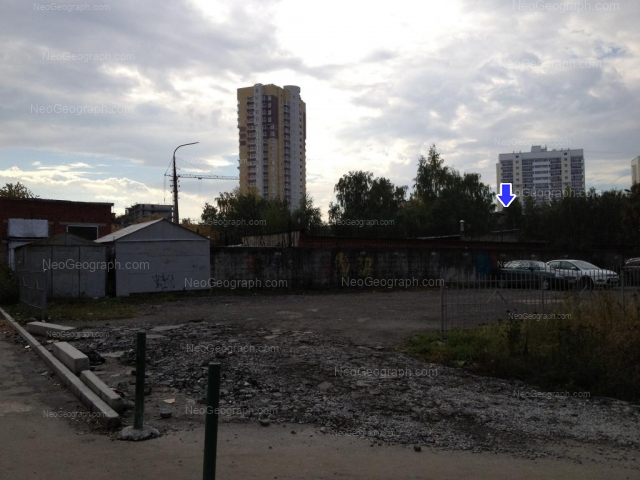 Адрес(а) на фотографии: Билимбаевская улица, 32а, Екатеринбург