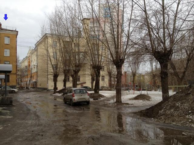 Адрес(а) на фотографии: улица Баумана, 5, 7, Екатеринбург