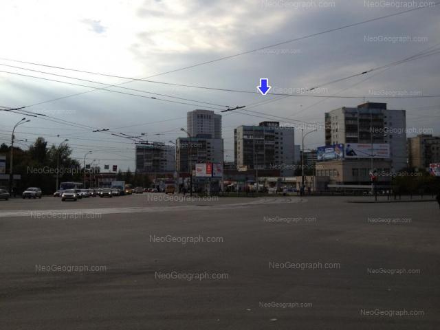 Адрес(а) на фотографии: улица Кузнецова, 2, 4, 6, 8, 10, Екатеринбург