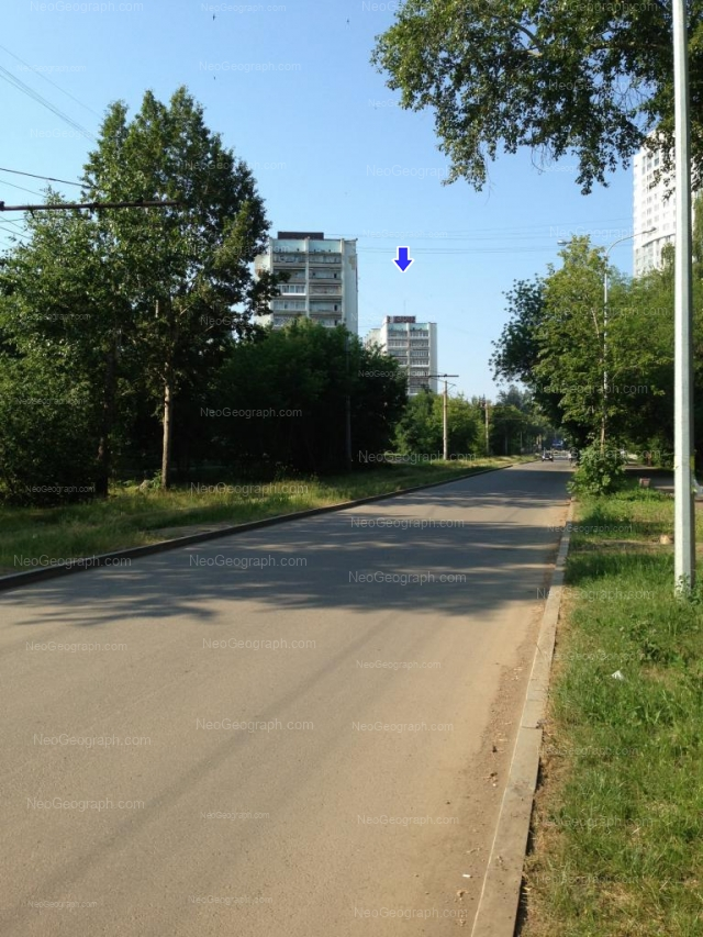 Адрес(а) на фотографии: улица Кузнецова, 4, 4А, Екатеринбург