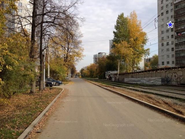 Адрес(а) на фотографии: улица Кузнецова, 4, 4А, 7, 12А, Екатеринбург