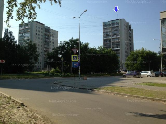 Адрес(а) на фотографии: улица Кузнецова, 4, 6, Екатеринбург