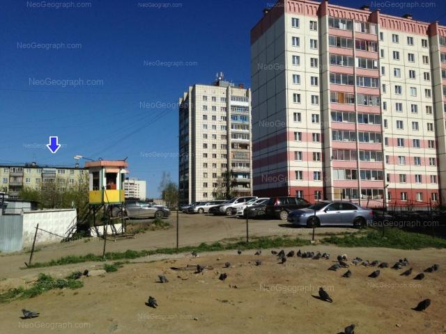 Адрес(а) на фотографии: Билимбаевская улица, 30а, Екатеринбург