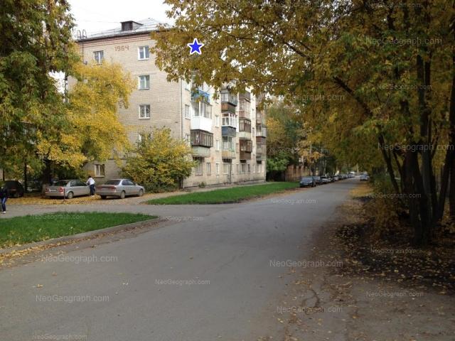 Address(es) on photo: Krasnikh Bortsov street, 5А, 7, Yekaterinburg