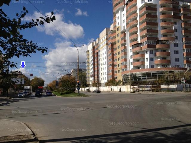 Адрес(а) на фотографии: улица Бакинских Комиссаров, 171, 180, Екатеринбург