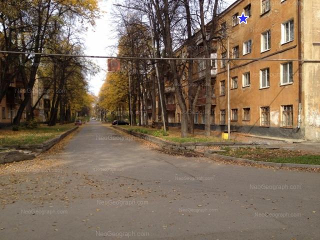 Address(es) on photo: Krasnikh Bortsov street, 3, 5, Yekaterinburg