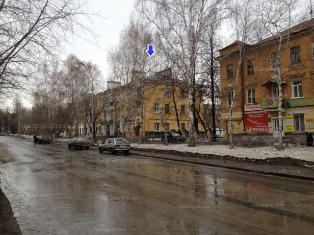 Адрес(а) на фотографии: улица Бабушкина, 21, 23, Екатеринбург